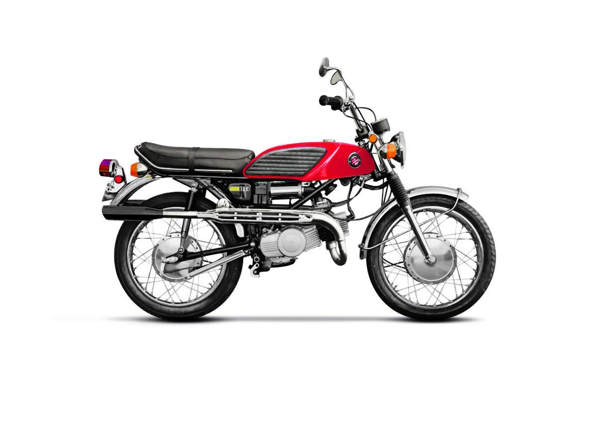 Suzuki T 125 Stinger