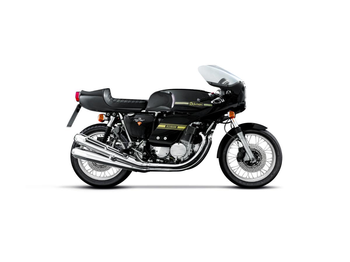 Rickman Honda CR