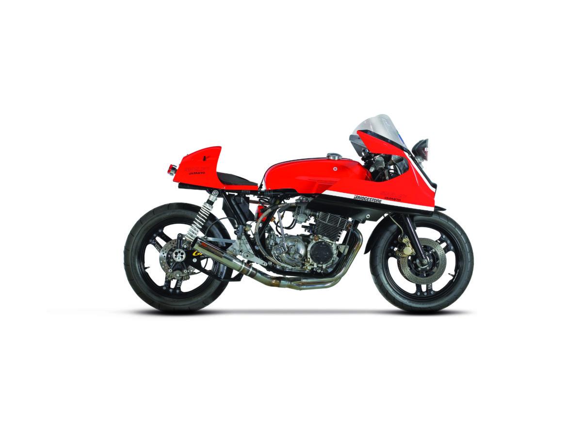 Seeley-Eckert Honda
