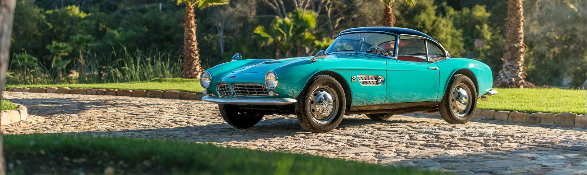 BMW 507 - Roadster