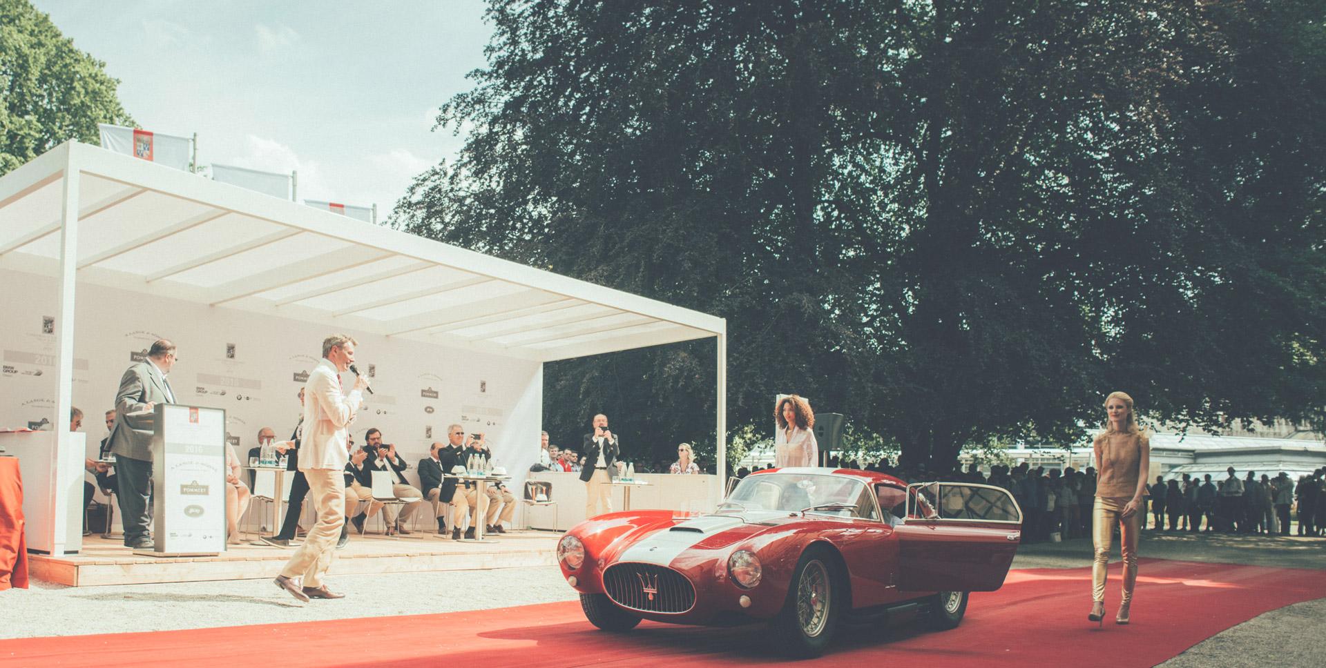 The Event - Programme - Concorso d'Eleganza Villa d'Este