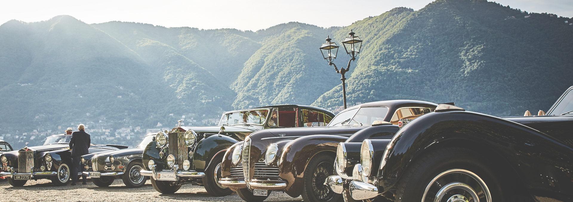 The Event - Concorso d'Eleganza Villa d'Este