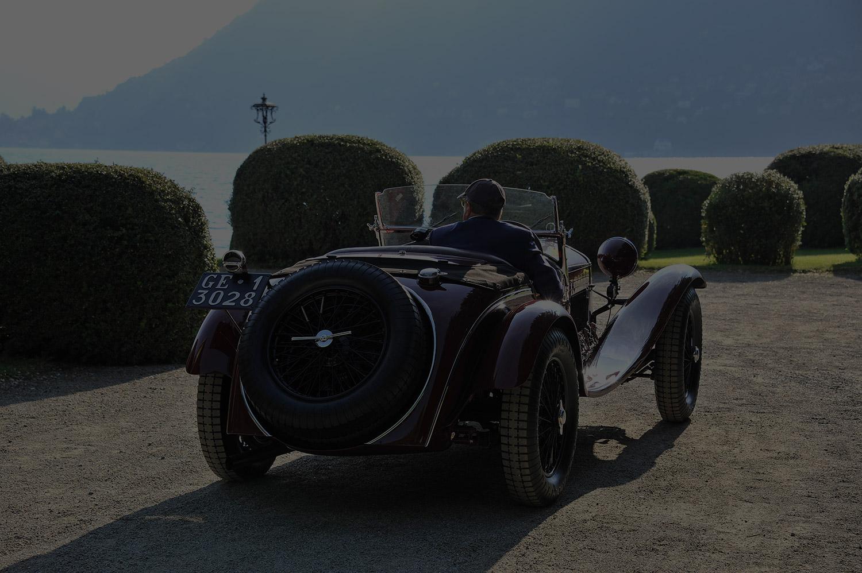 Historic Car Concours