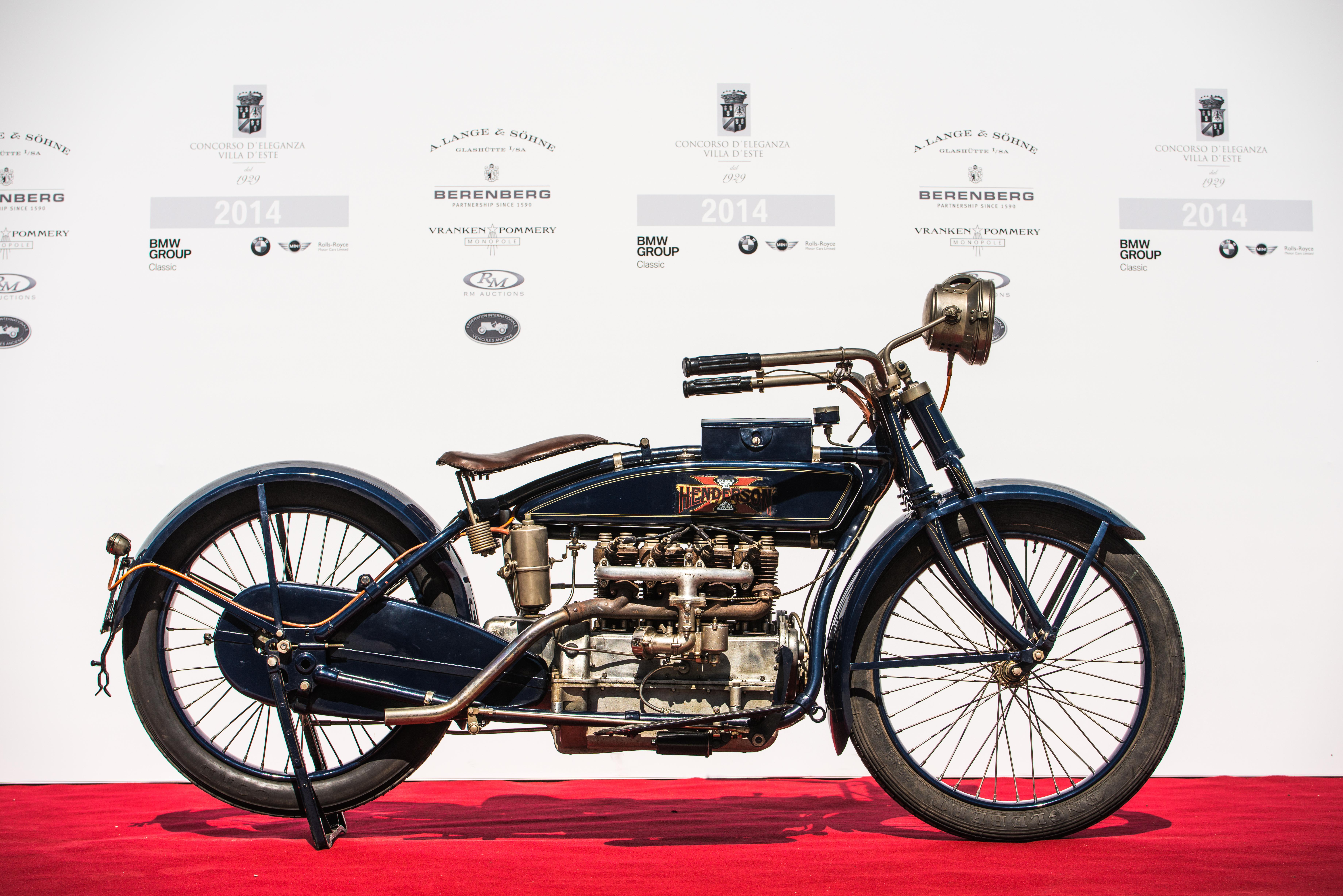 Henderson Model K USA