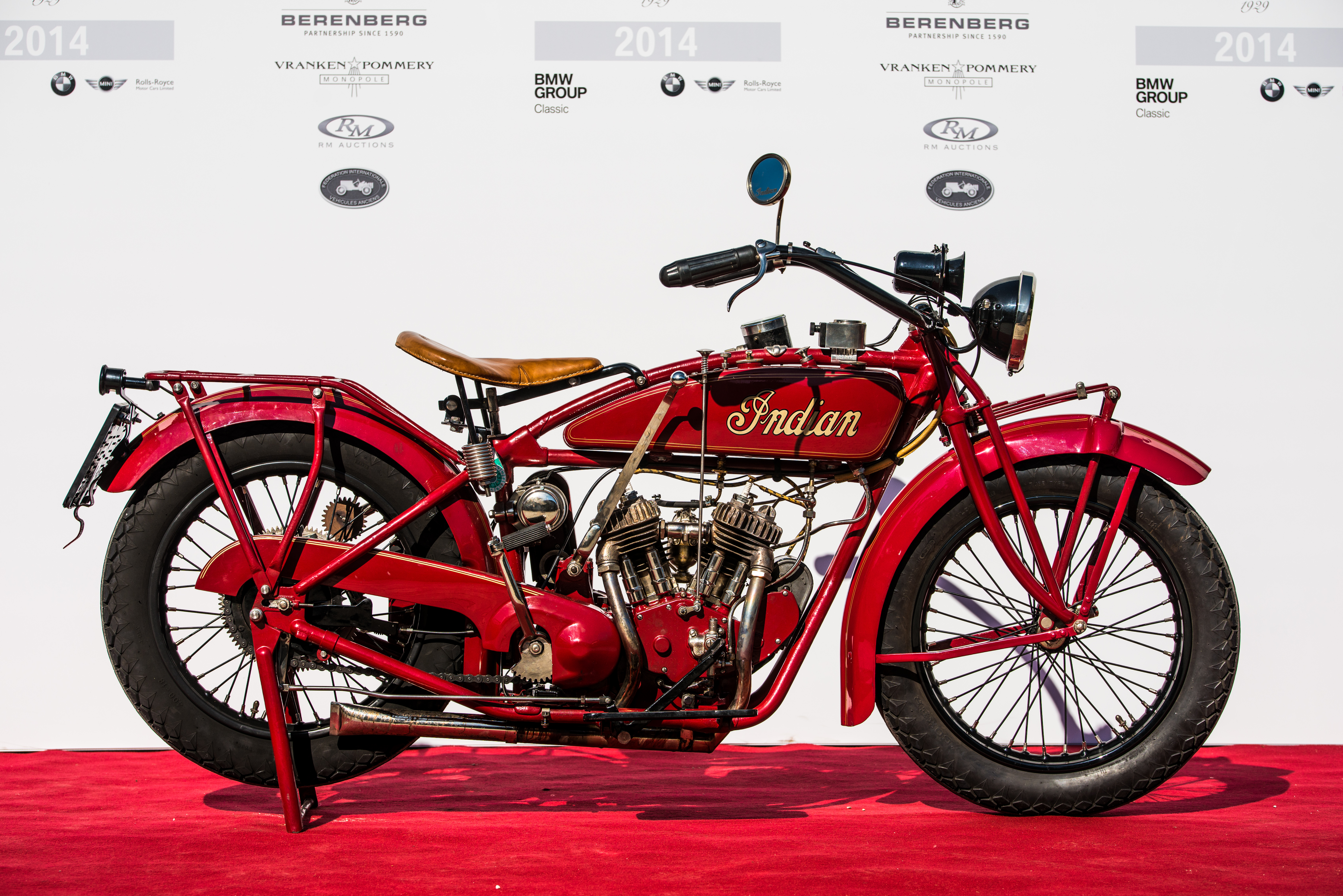 Indian Scout, USA