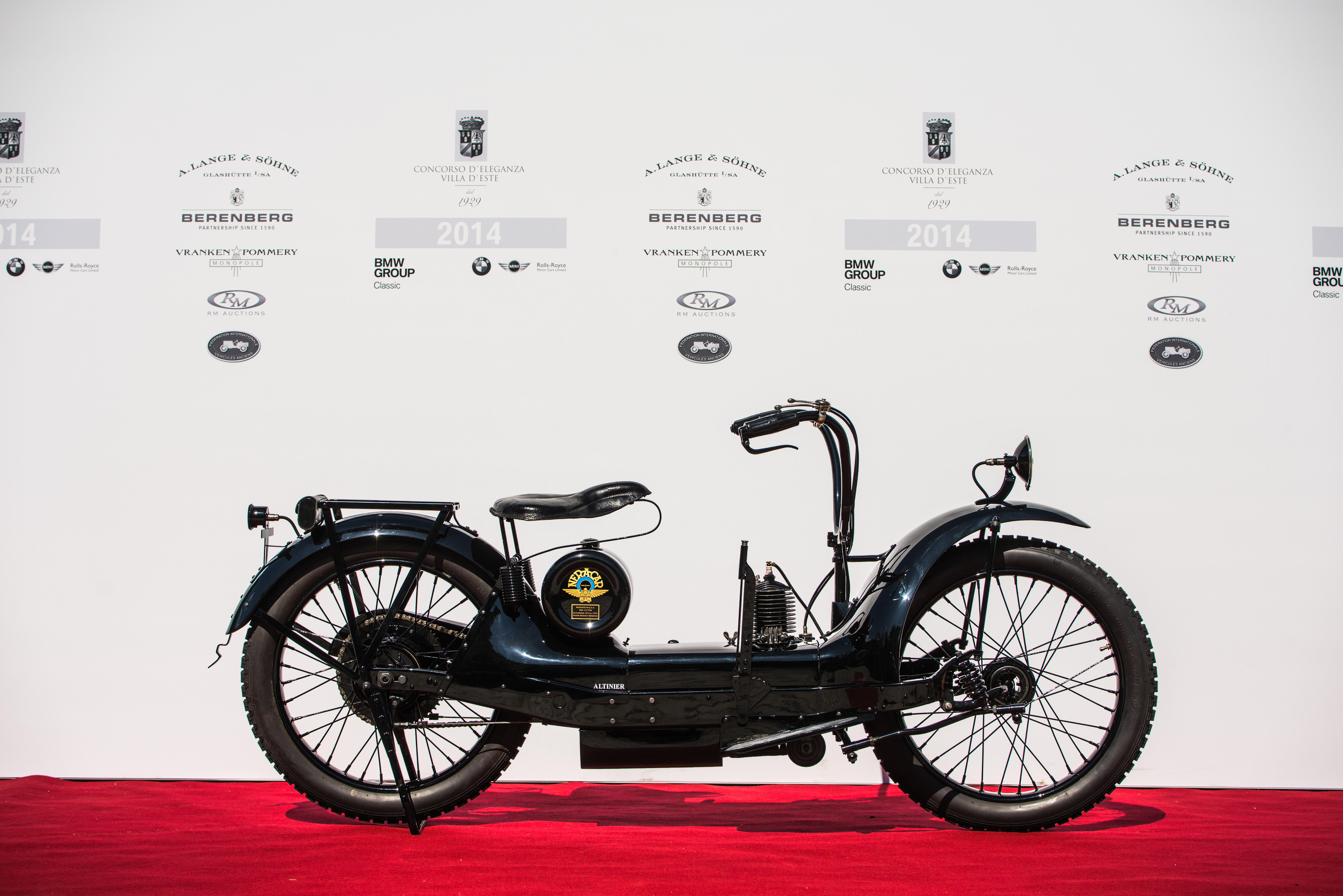 Ner-A-Car Model B, USA/ENGLAND