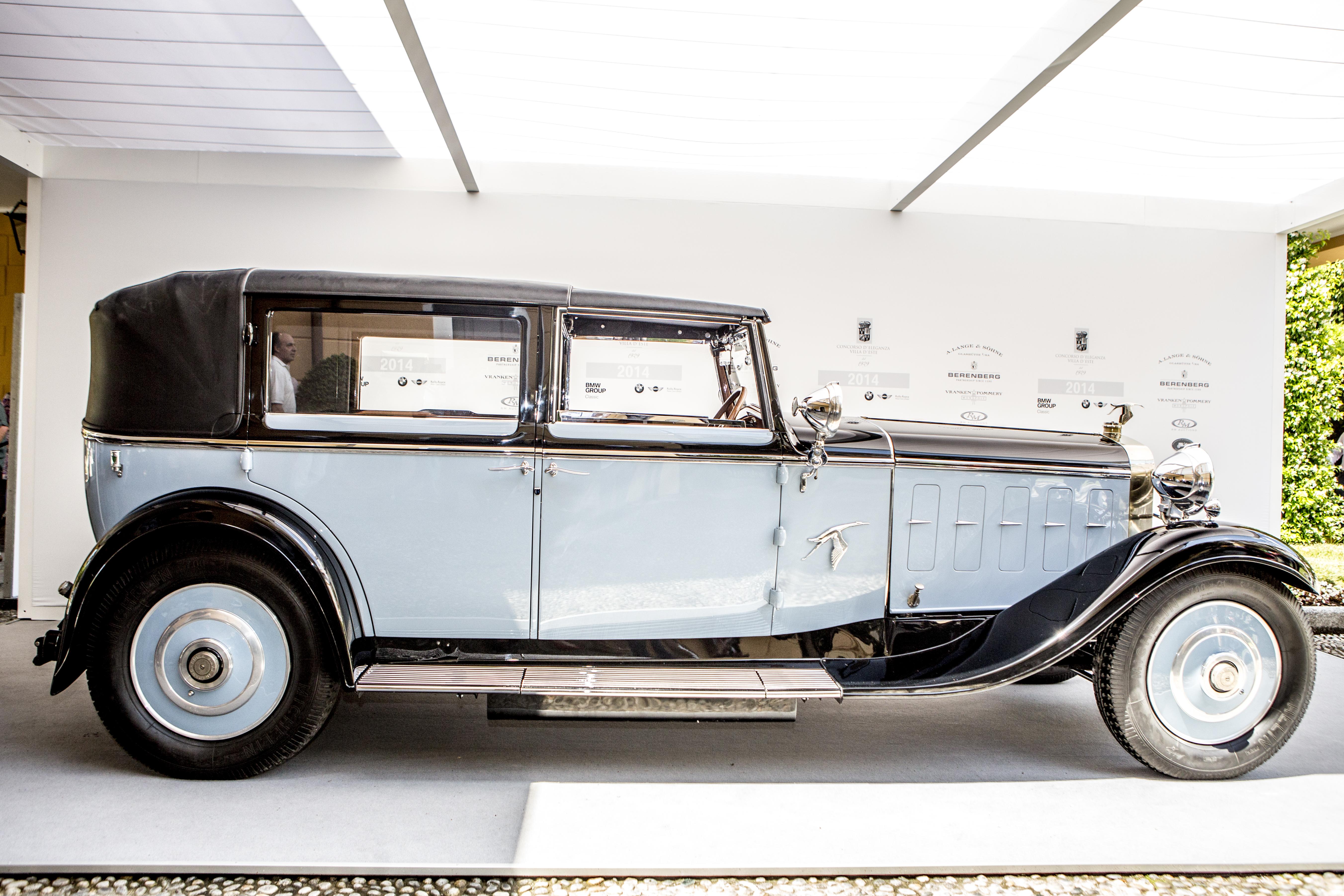 Hispano-Suiza H6 B