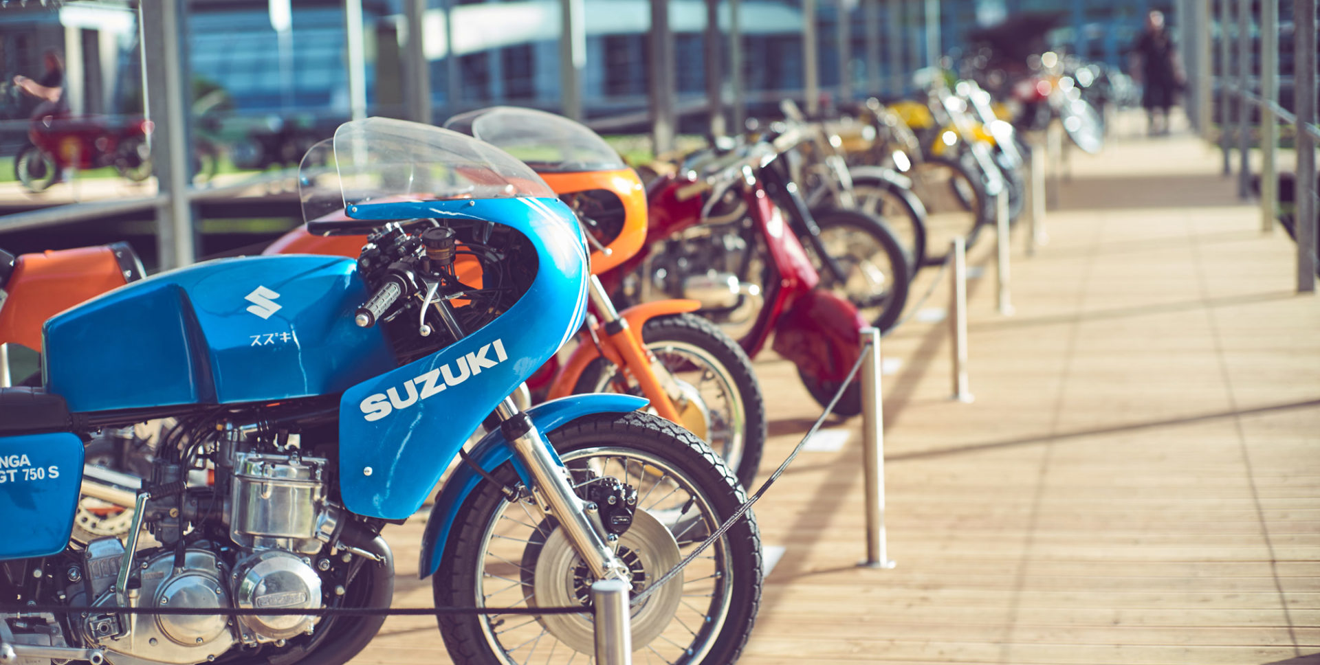 Motorcycle Concours