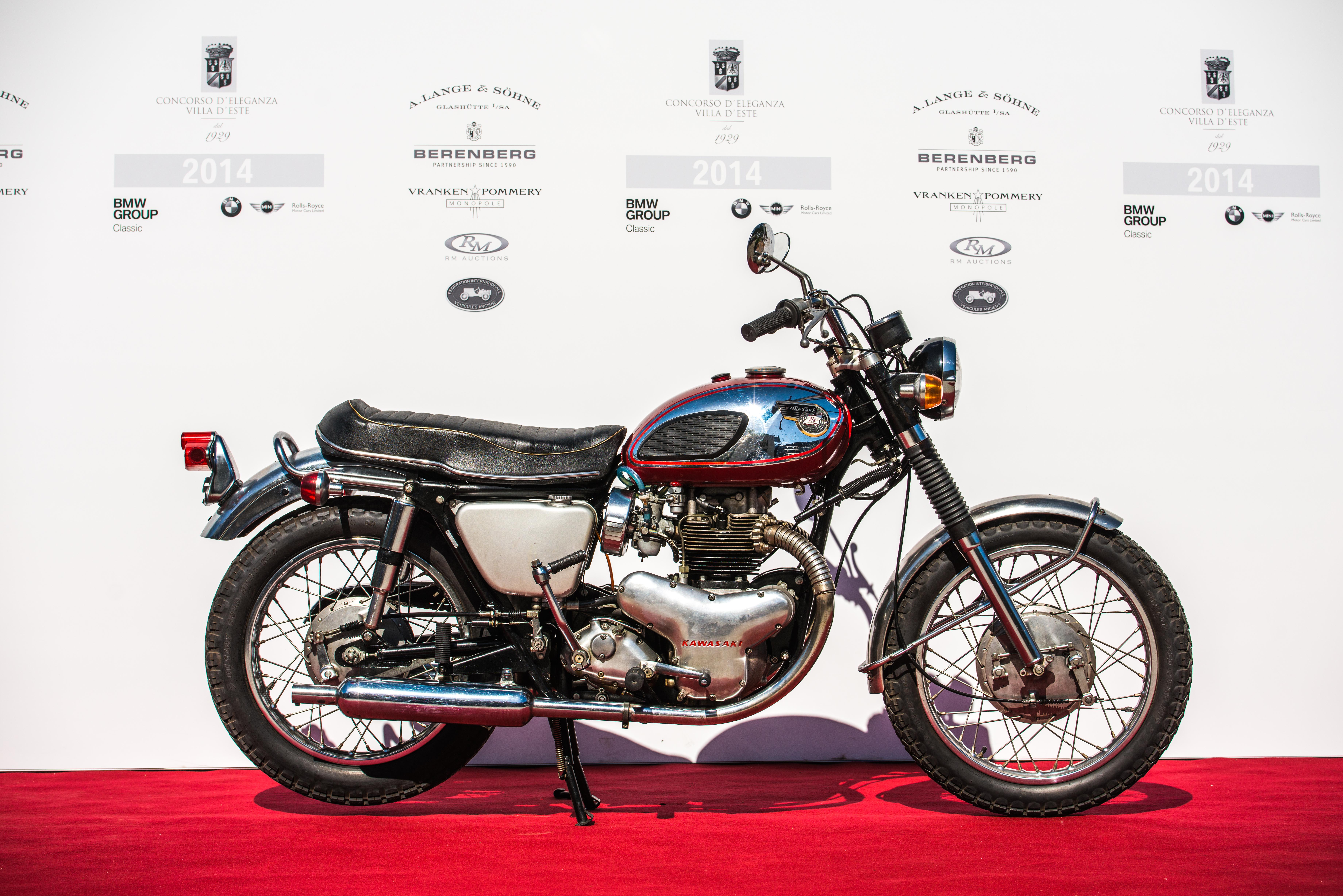 Kawasaki W 2 SS