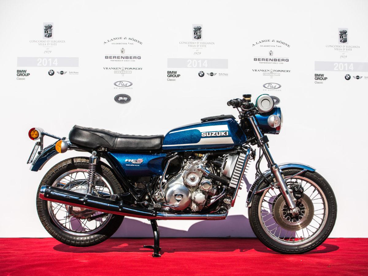 Suzuki RE 5