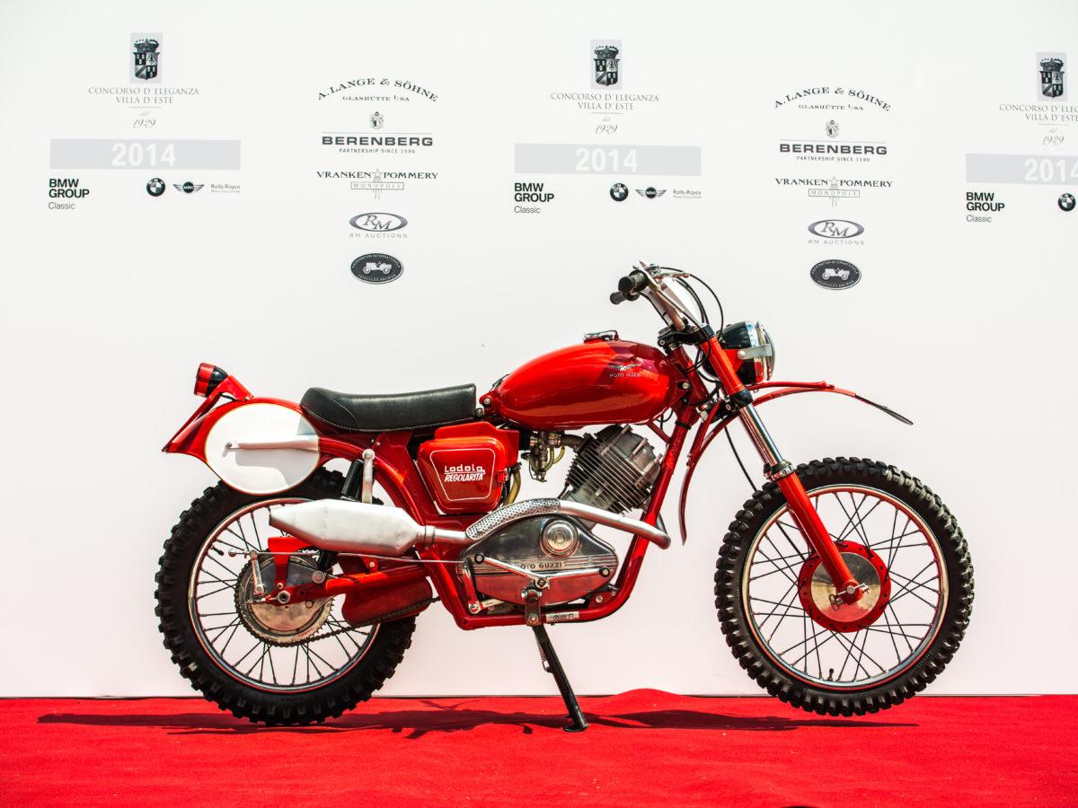 Moto Guzzi Lodola Regolarità