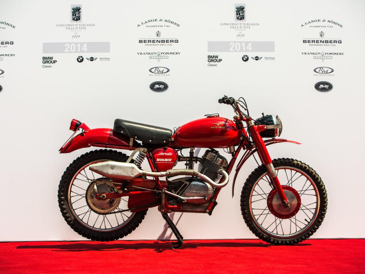 Moto Guzzi Stornello Regolarita