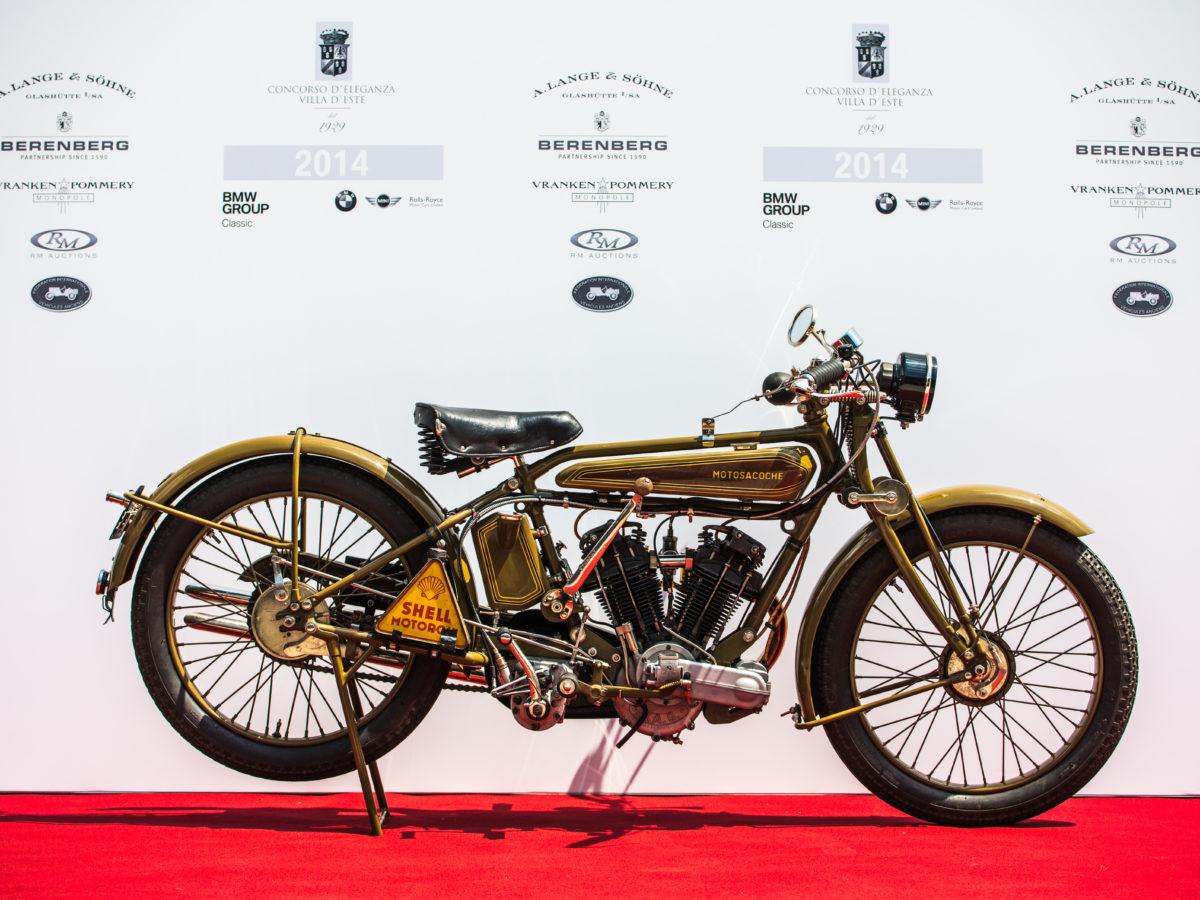 Motosacoche Super-Sport SPECIAL 406
