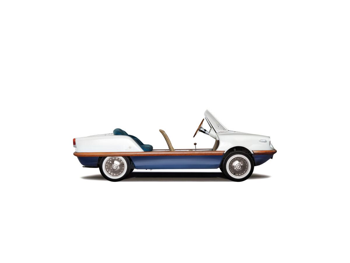 FIAT 500 SPIAGGIA