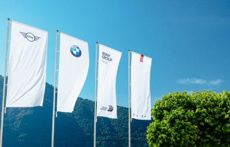 Flaggs - Rolls-Royce - Mini - BMW - Concorso d'Eleganza Villa d'Este