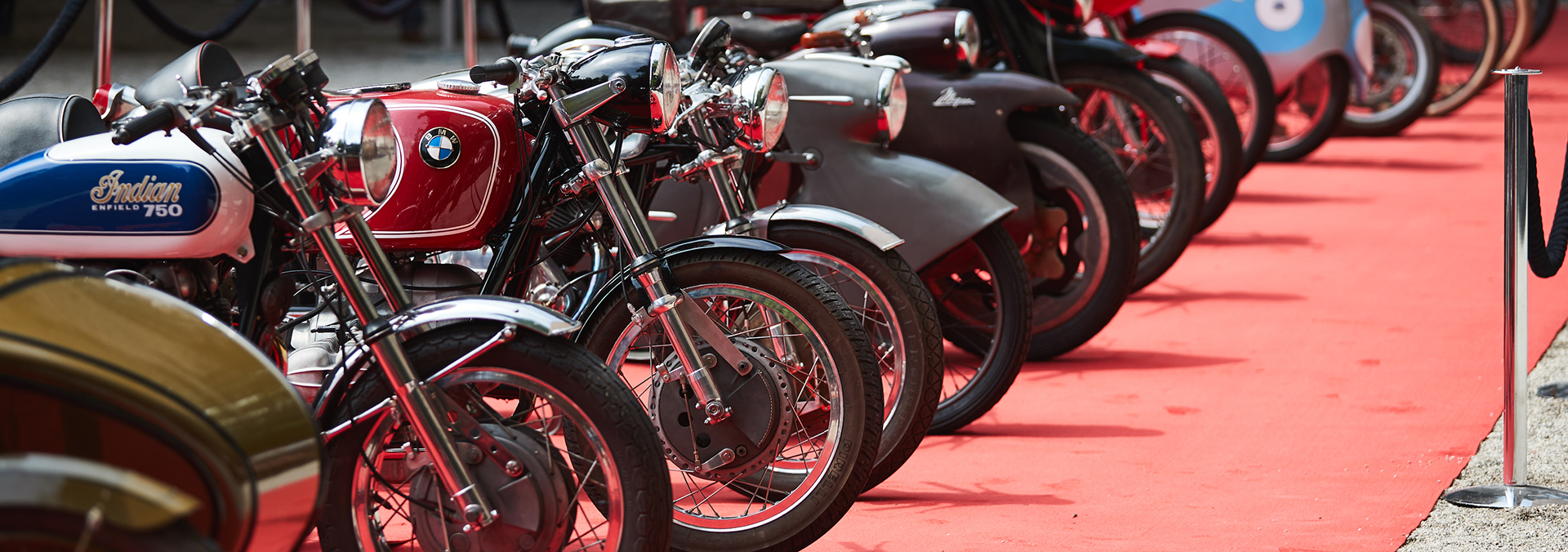 Concorso d'Eleganza Villa d'Este 2018 - Motorcycles