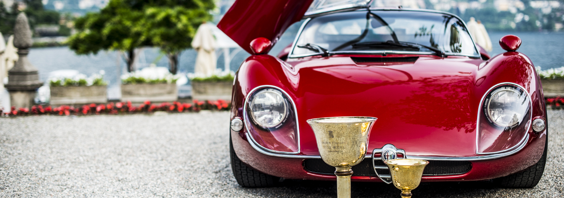 Roll of Honour 2018 - ALFA ROMEO 33/2 STRADALE