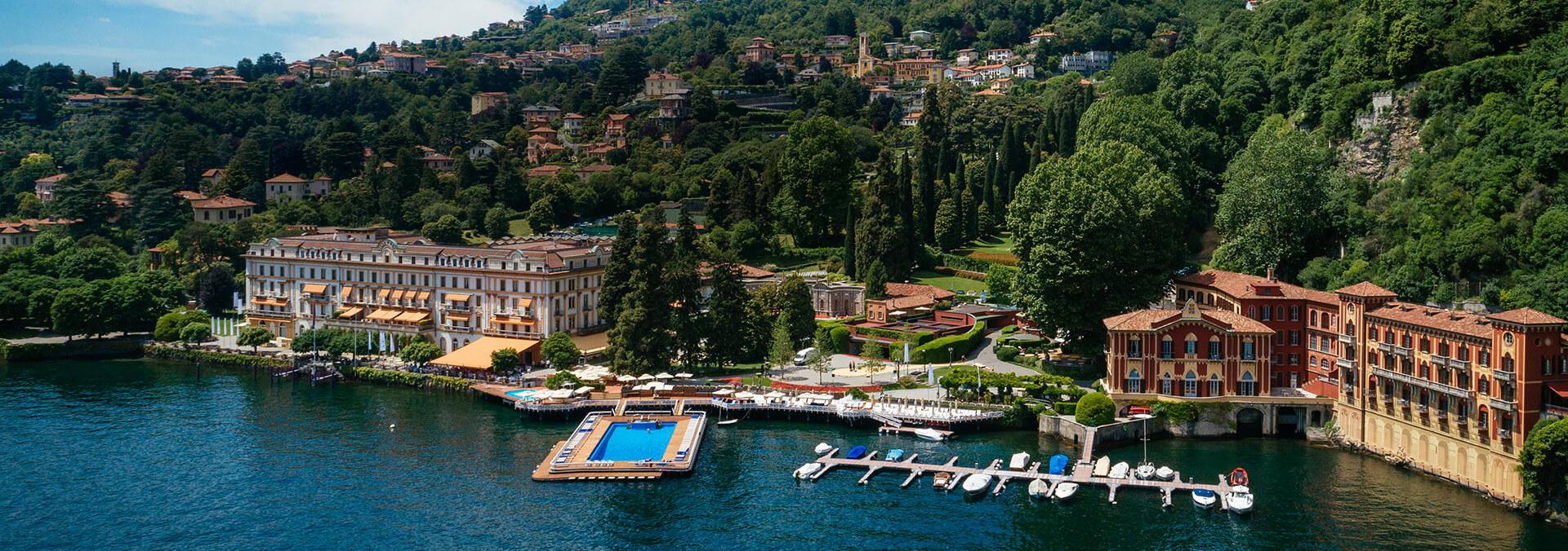 Risultati immagini per yacht club villa d'este