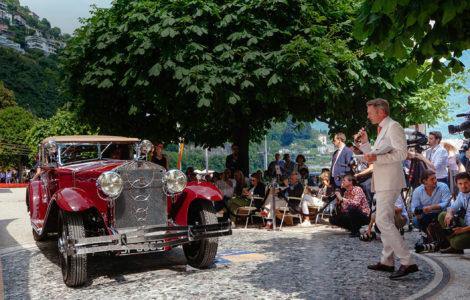 Concorso d'Eleganza Villa d'Este 2018 - Historic Cars