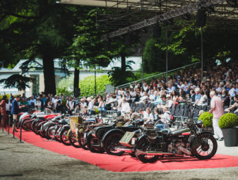 From A to E: the five classes of the Concorso di Motociclette