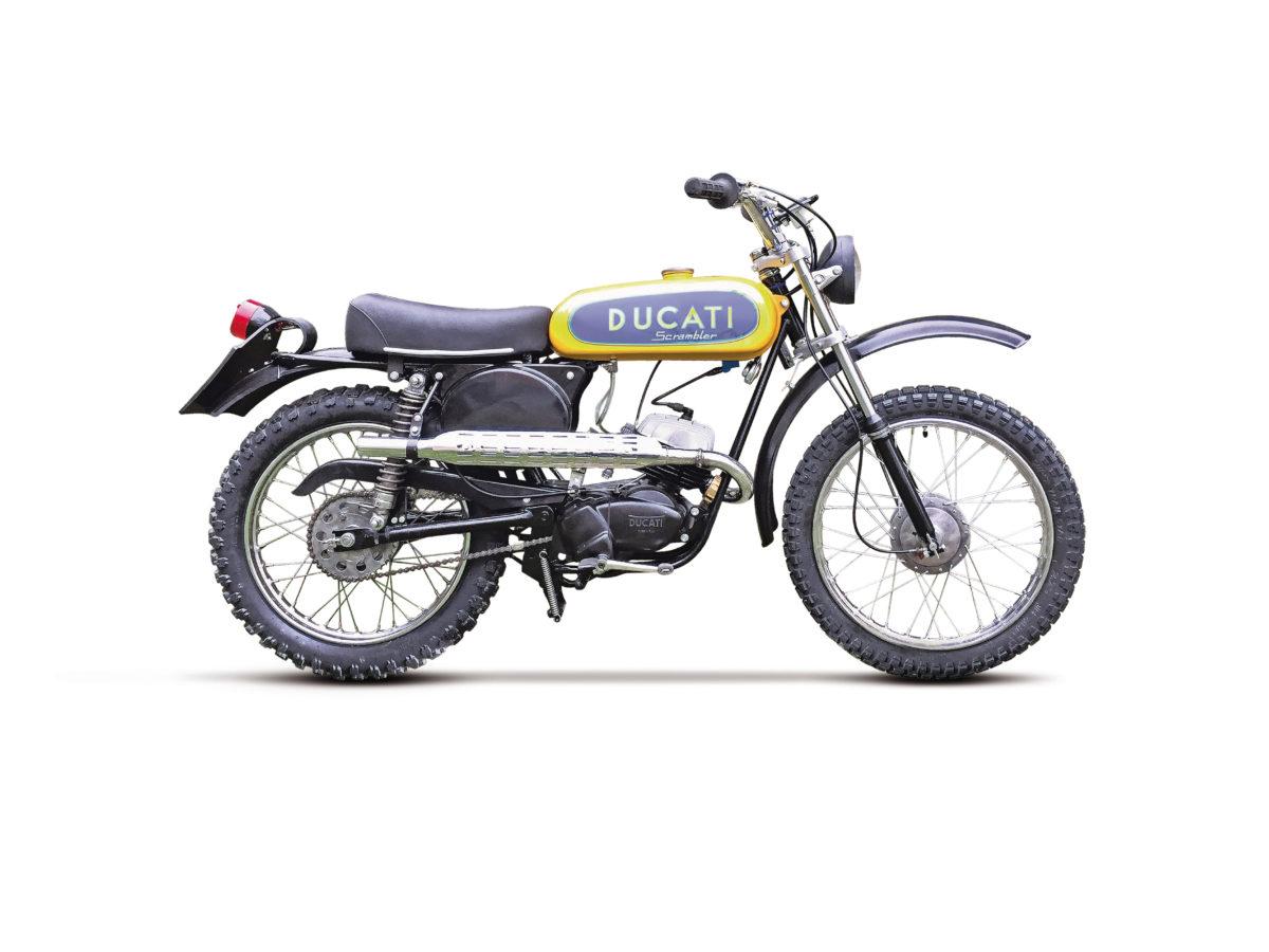 Ducati Scrambler 50