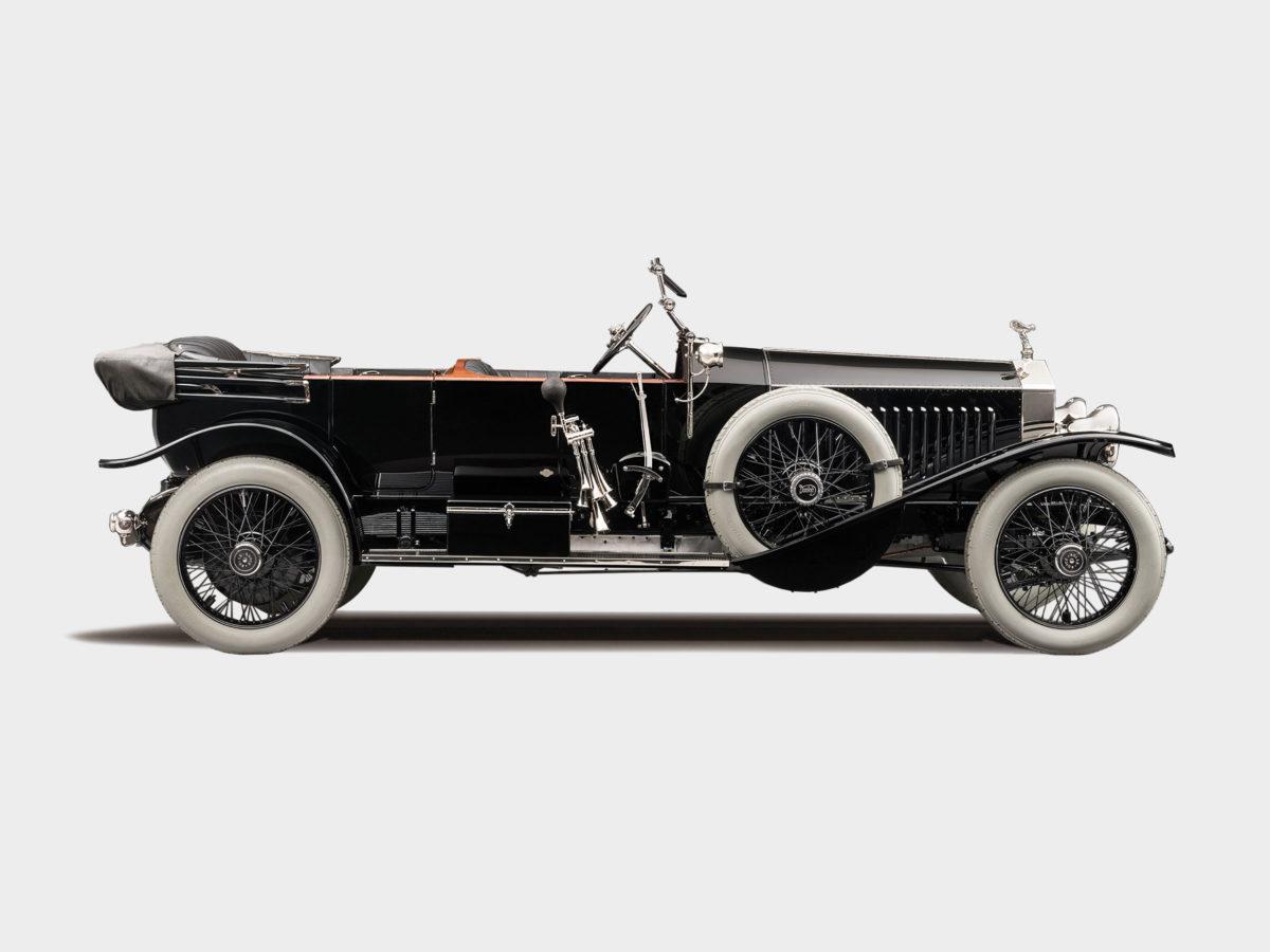 Rolls-Royce 40 / 50 H.P. Silver Ghost