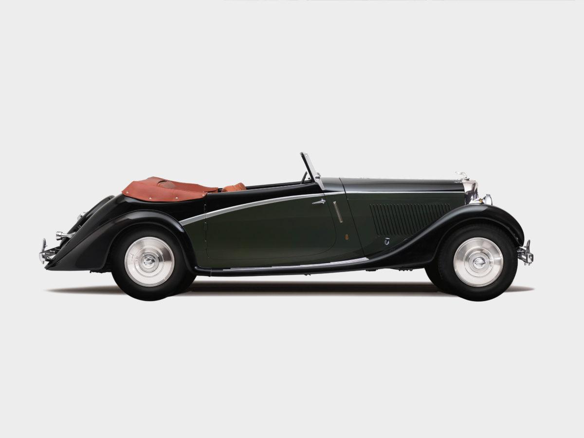 Bentley 4 ¼ Litre
