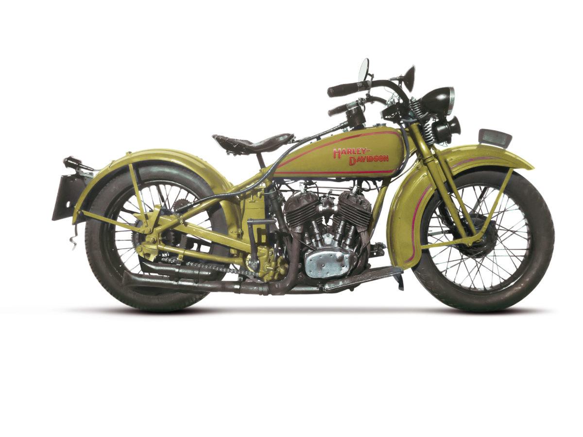Harley-Davidson 29-D