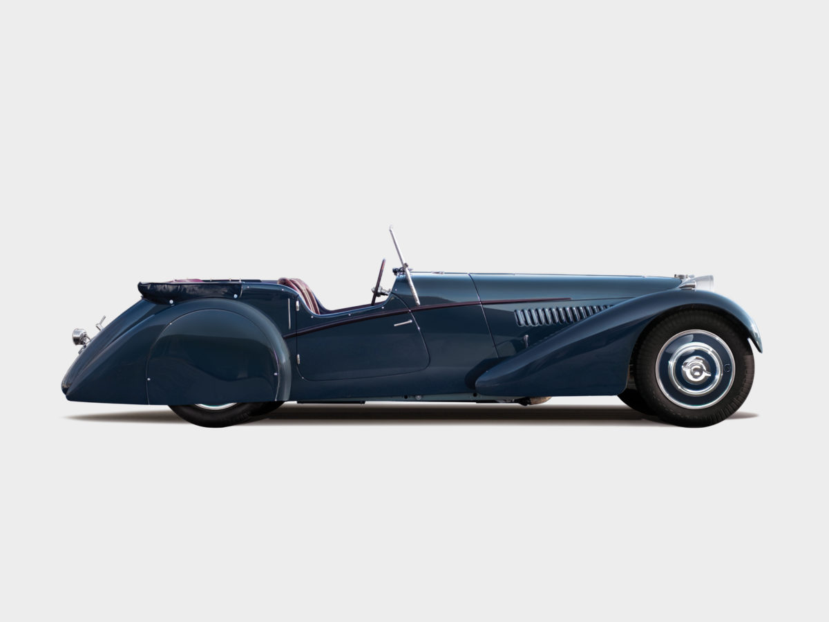 Bugatti 57 S