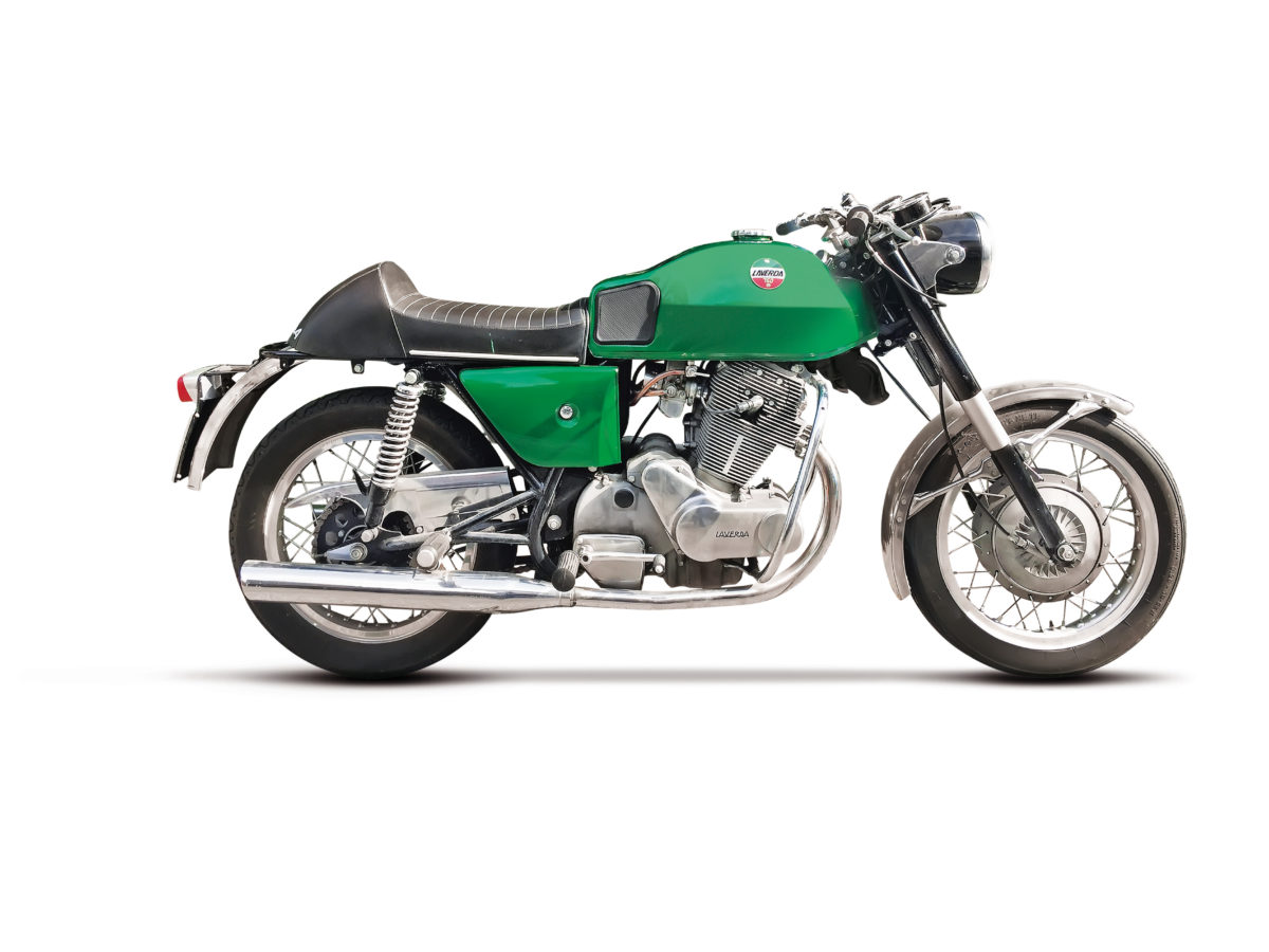 Laverda 750 S