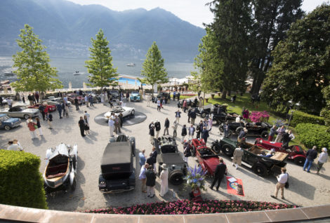 The film: Our Passion. Our Adventures. Concorso d'Eleganza Villa d'Este 2019