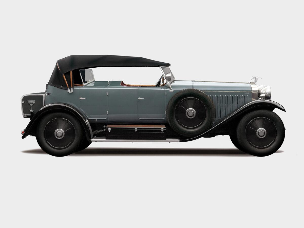 02 - Hispano Suiza - H6 B Dual Cowl