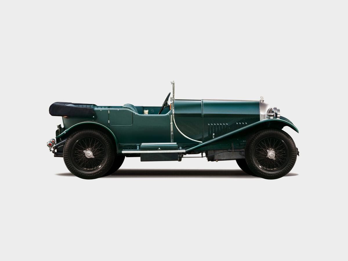 04 - Bentley - 3 Litre Speed Red Labe