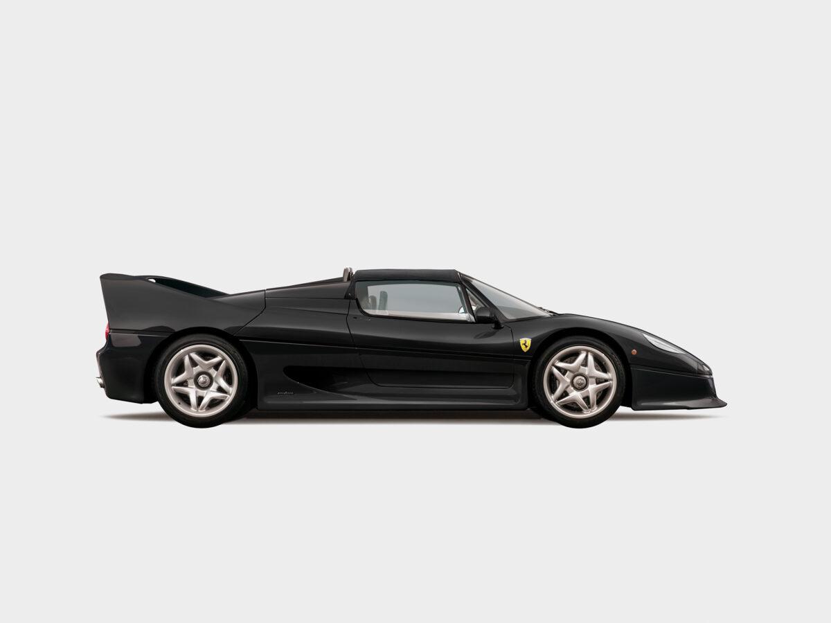 100 - Ferrari - F50