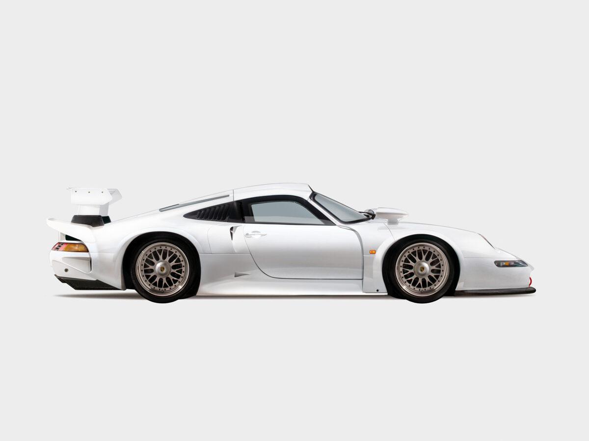 102 - Porsche - 991 (993) GT1