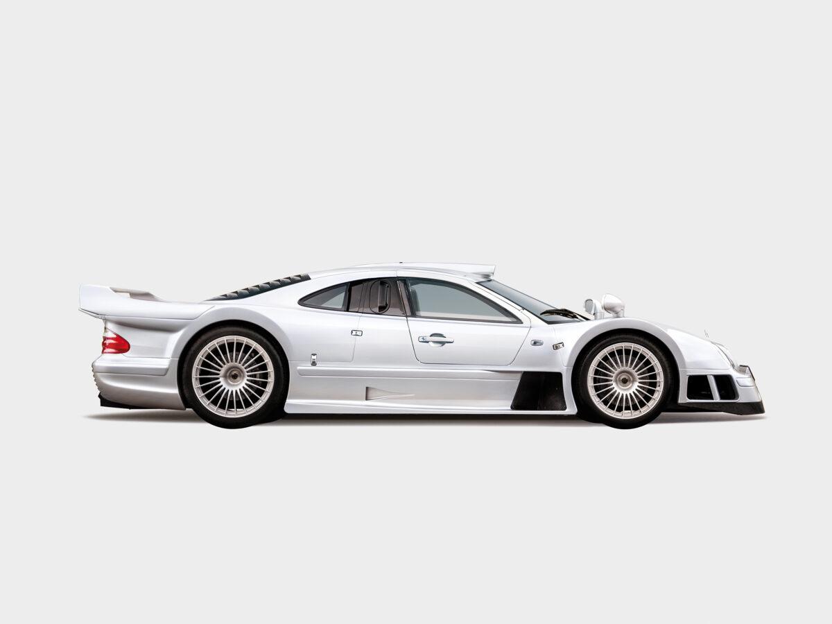 104 - Mercedes-Benz - CLK GTR