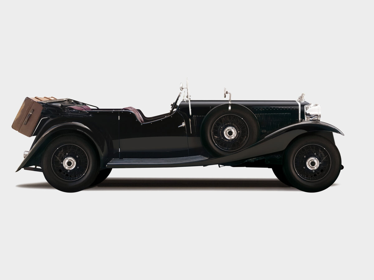 10 - Armstrong Siddeley - Special Six Sports