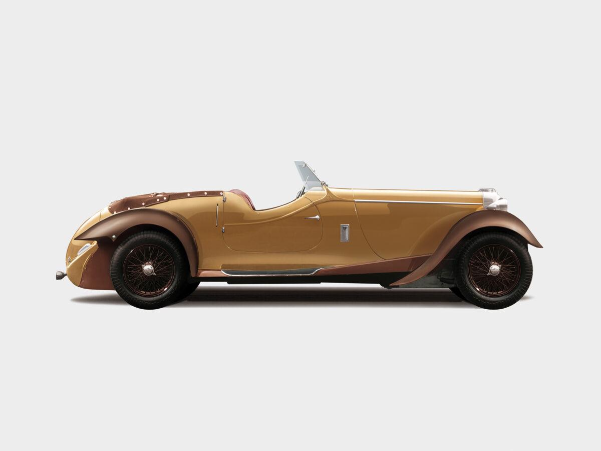 14 - Lagonda - LG45 Rapide