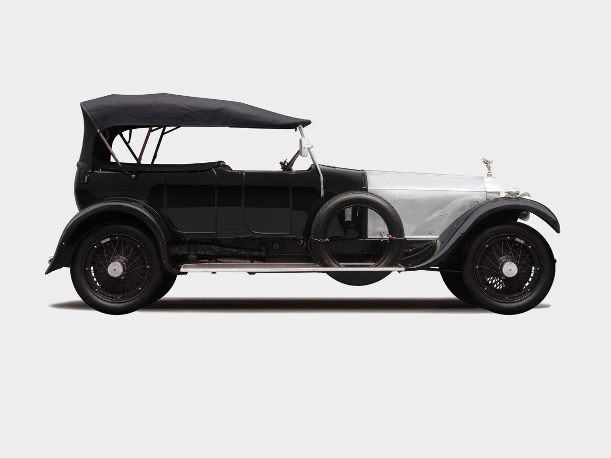 16 - Rolls-Royce - Silver Ghost 40/50 High Speed