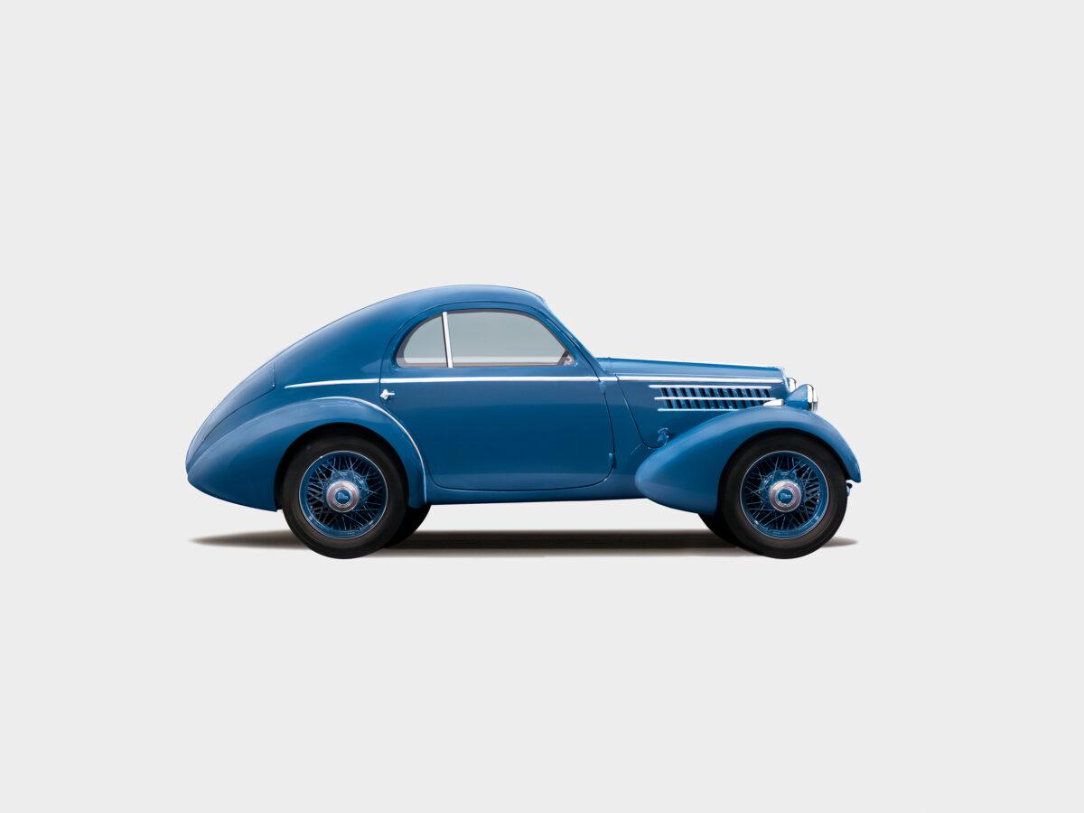 "20 - Fiat - 508 CS ""Balilla Aerodinamica"""