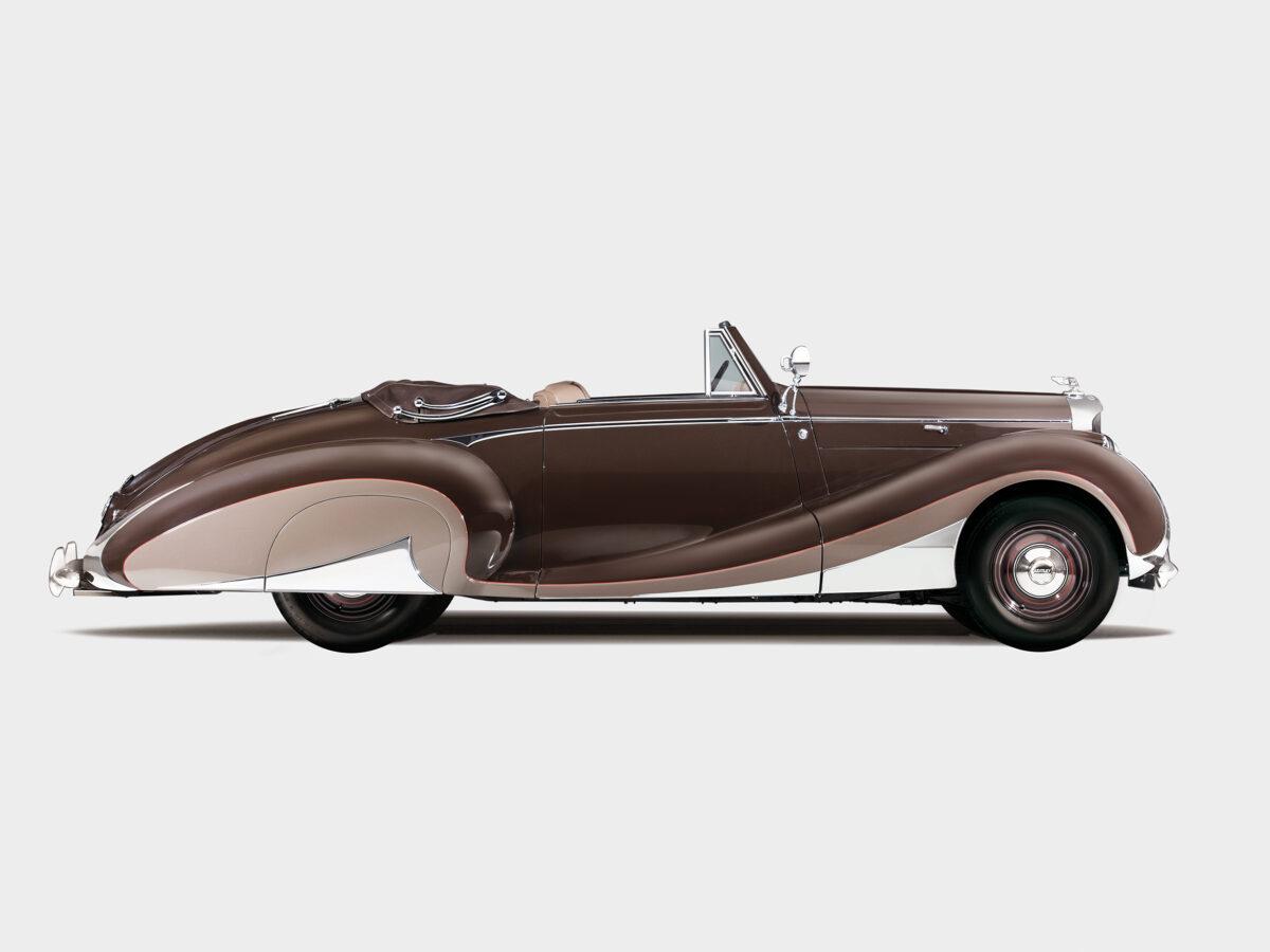 30 - Bentley - MK VI
