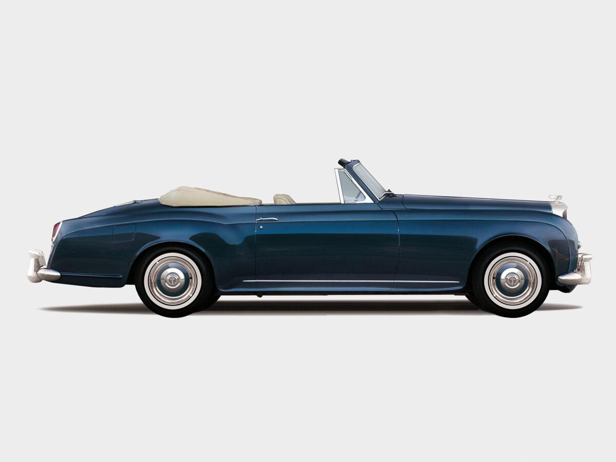 34 - Bentley - S1 Continental