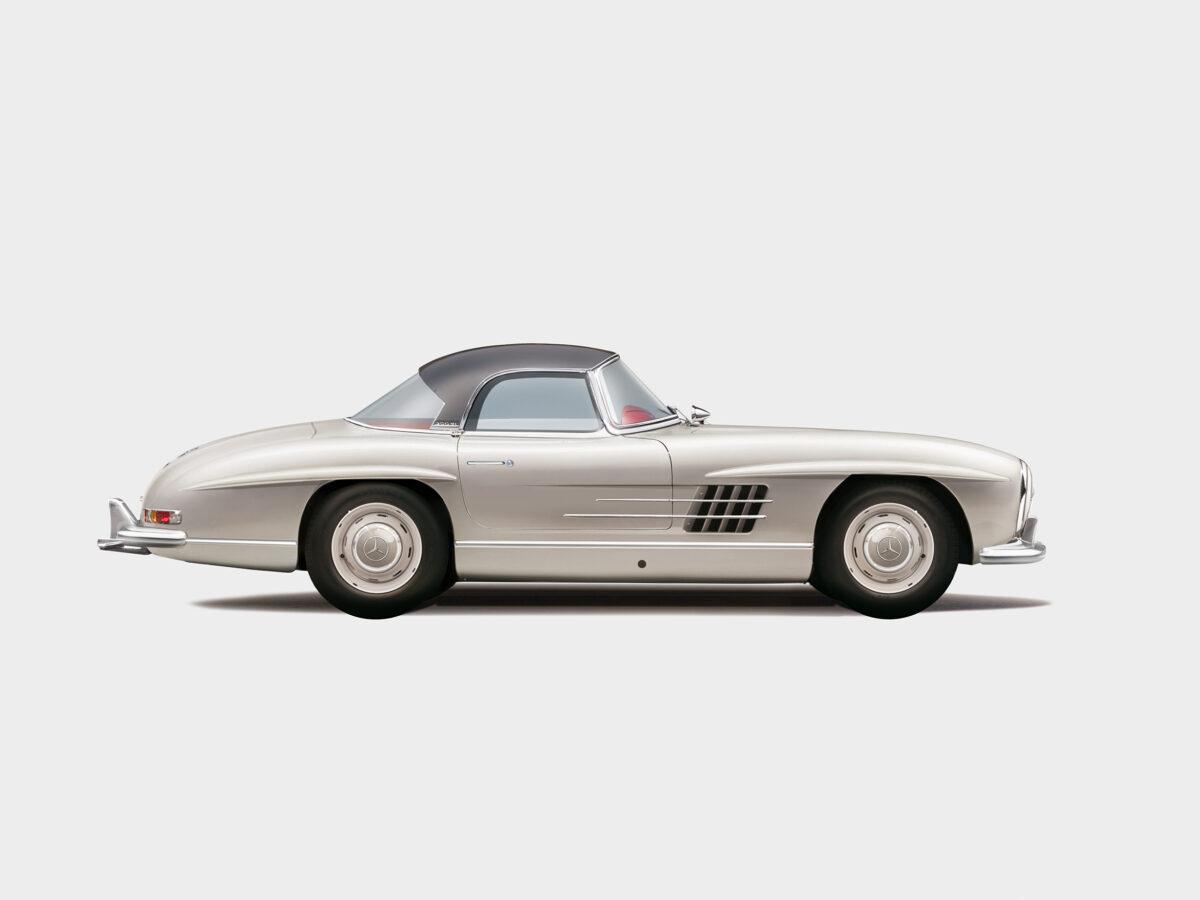 38 - Mercedes-Benz - 300 SL