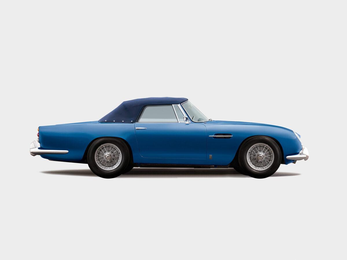 40 - Aston Martin - DB5
