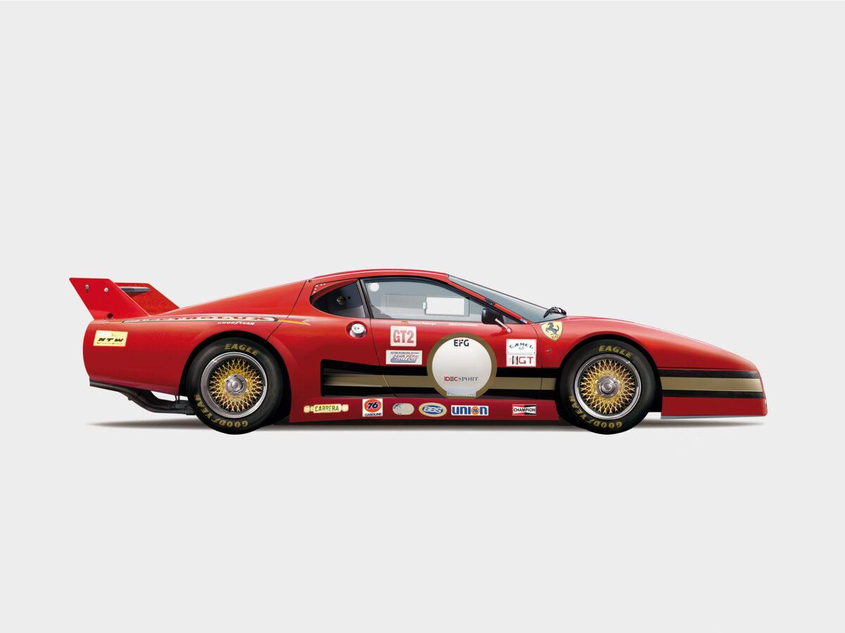 70 - Ferrari - 512 BB