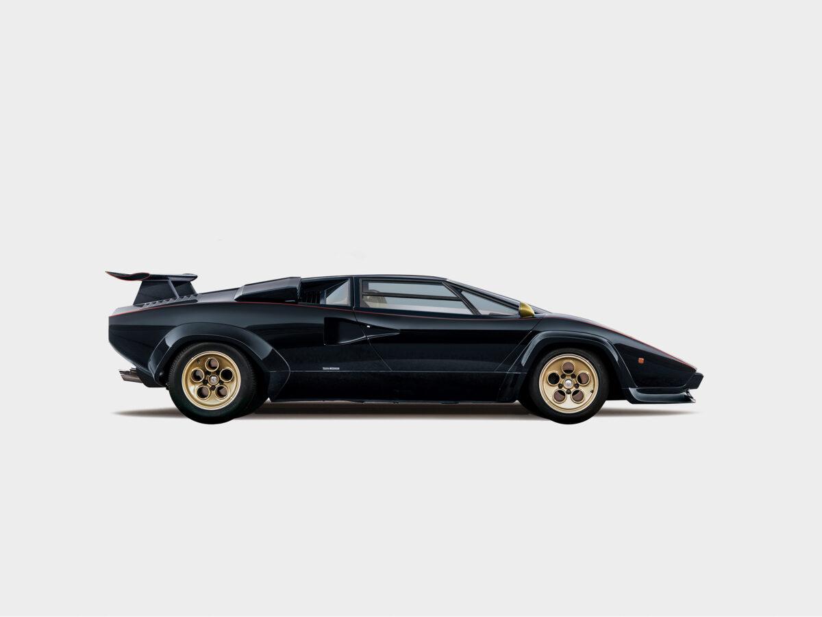 84 - Lamborghini - Countach LP 400 S Prototype Walter Wolf Special