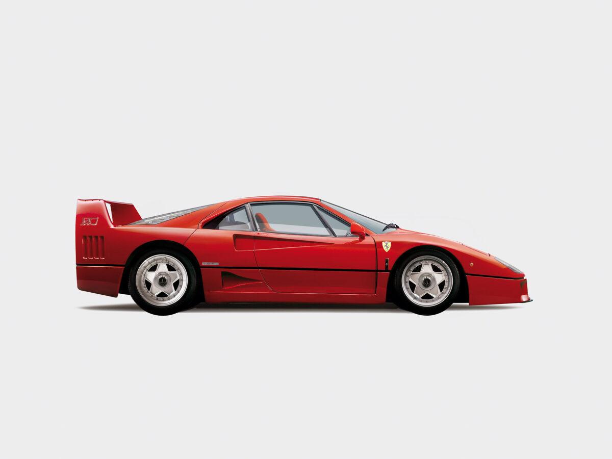 91 - Ferrari - F40
