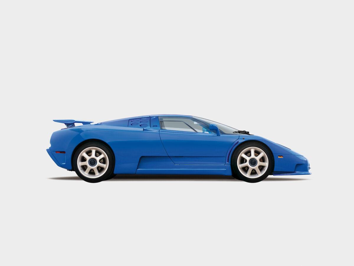 96 - Bugatti - EB 110 SS