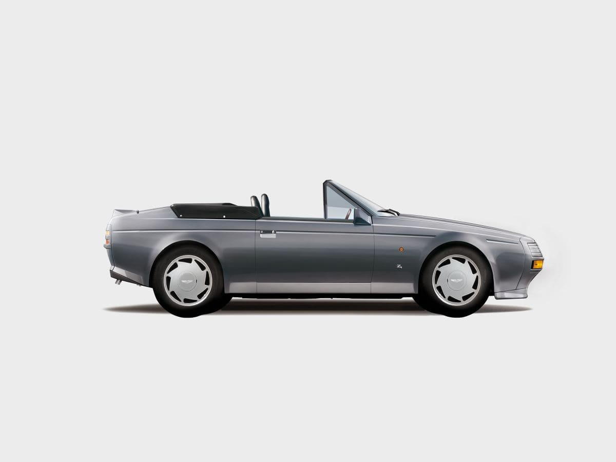 89 - Aston Martin - V8 Volante